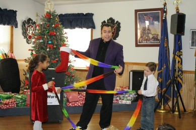 Fun and Amazing Magic Christmas Party Events